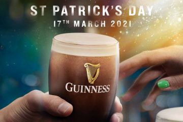 Guinness Saint Patrick's Day