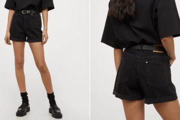 ψηλόμεσο shorts