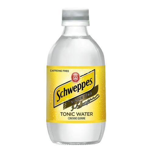 schweppes tonic 10oz grande