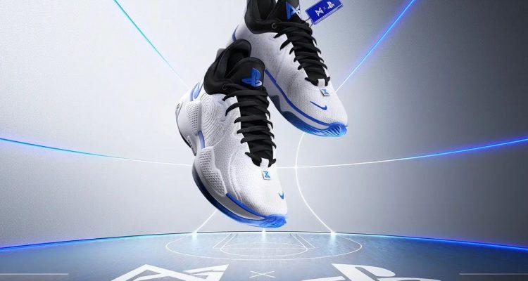 Paul George sneakers