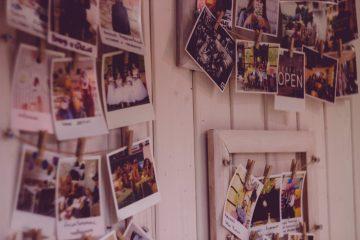 polaroid φωτογραφίες