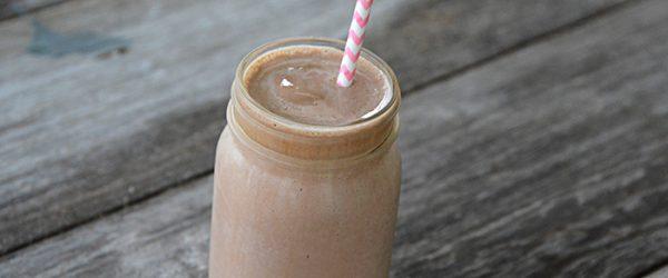 milkshake χωρίς ζάχαρη